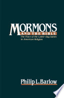 Mormons and the Bible