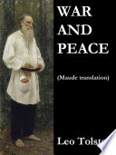 War and Peace  Maude translation