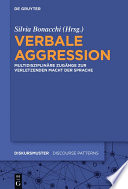 Verbale Aggression