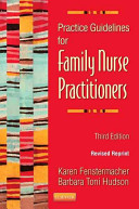 Practice Guidelines For Family Nurse Practitioners Revised Reprint