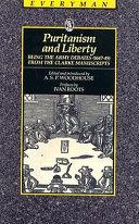 Puritanism and Liberty