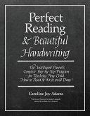 Perfect Reading  Beautiful Handwriting