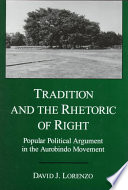 Tradition and the Rhetoric of Right