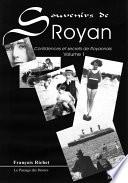 Souvenirs de Royan volume 1