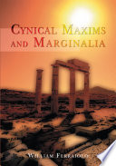Ebook Cynical Maxims and Marginalia Epub William Ferraiolo Apps Read Mobile