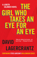 Book The Girl Who Takes an Eye for an Eye