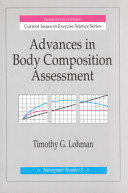 Advances in Body Composition Assessment