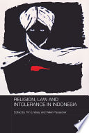 Religion  Law and Intolerance in Indonesia