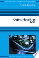 Objets r  actifs en Java