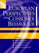 European Perspectives on Consumer Behaviour