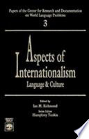 Aspects of Internationalism