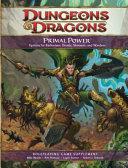 Primal Power Book PDF