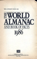 The World Almanac and Book of Facts, 1985