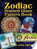 Zodiac Stained Glass Pattern Book