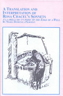 A Translation and Interpretation of Rosa Chacel's Sonnets
