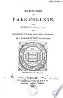 Sketches of Yale College
