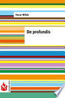 De profundis  english edition   Low cost  limited edition