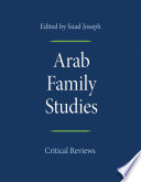 Arab Family Studies