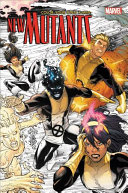 Color Your Own X-Men: The New Mutants : generation of x-men, and there's one...