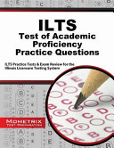Ilts Test of Academic Proficiency Practice Questions