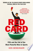 Red Card by Ken Bensinger