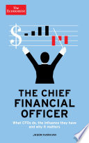 The Economist  The Chief Financial Officer