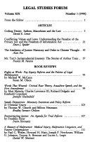 The Legal Studies Forum
