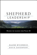 Shepherd Leadership
