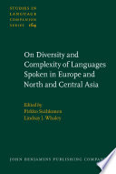On Diversity and Complexity of Languages Spoken in Europe and North and Central Asia