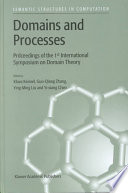 Domains And Processes book