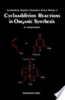 Cycloaddition Reactions in Organic Synthesis