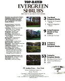 Top-rated evergreen shrubs and how to use them in your garden