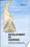 Development In Suspense book