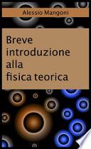 Breve introduzione alla fisica teorica