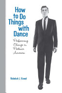 download ebook how to do things with dance pdf epub