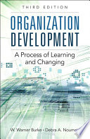 Organization Development : it to plan and drive...