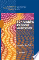 B C N Nanotubes and Related Nanostructures