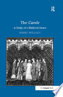 The Carole  A Study of a Medieval Dance