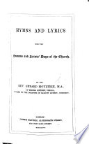 Hymns and Lyrics for the Seasons and Saints  Days of the Church