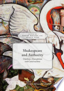 Shakespeare and Authority