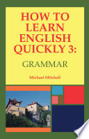 How to Learn English Quickly 3  Grammar