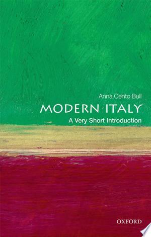 Modern Italy - ISBN:9780198726517