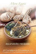 Simple Ayurvedic Recipes
