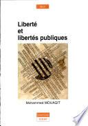 Liberté et libertés publiques