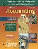 Glencoe Accounting  First Year Course  Chapters 1 13  Working Papers