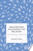 Reinventing Philosophy of Religion