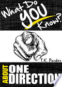 download ebook what do you know about one direction? the unauthorized trivia quiz game book about one direction facts pdf epub