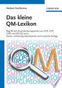 Das kleine QM Lexikon