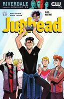 "Jughead #12 : the finish! a ""video game go-kart race..."