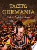 Germania  In latino  english  italiano